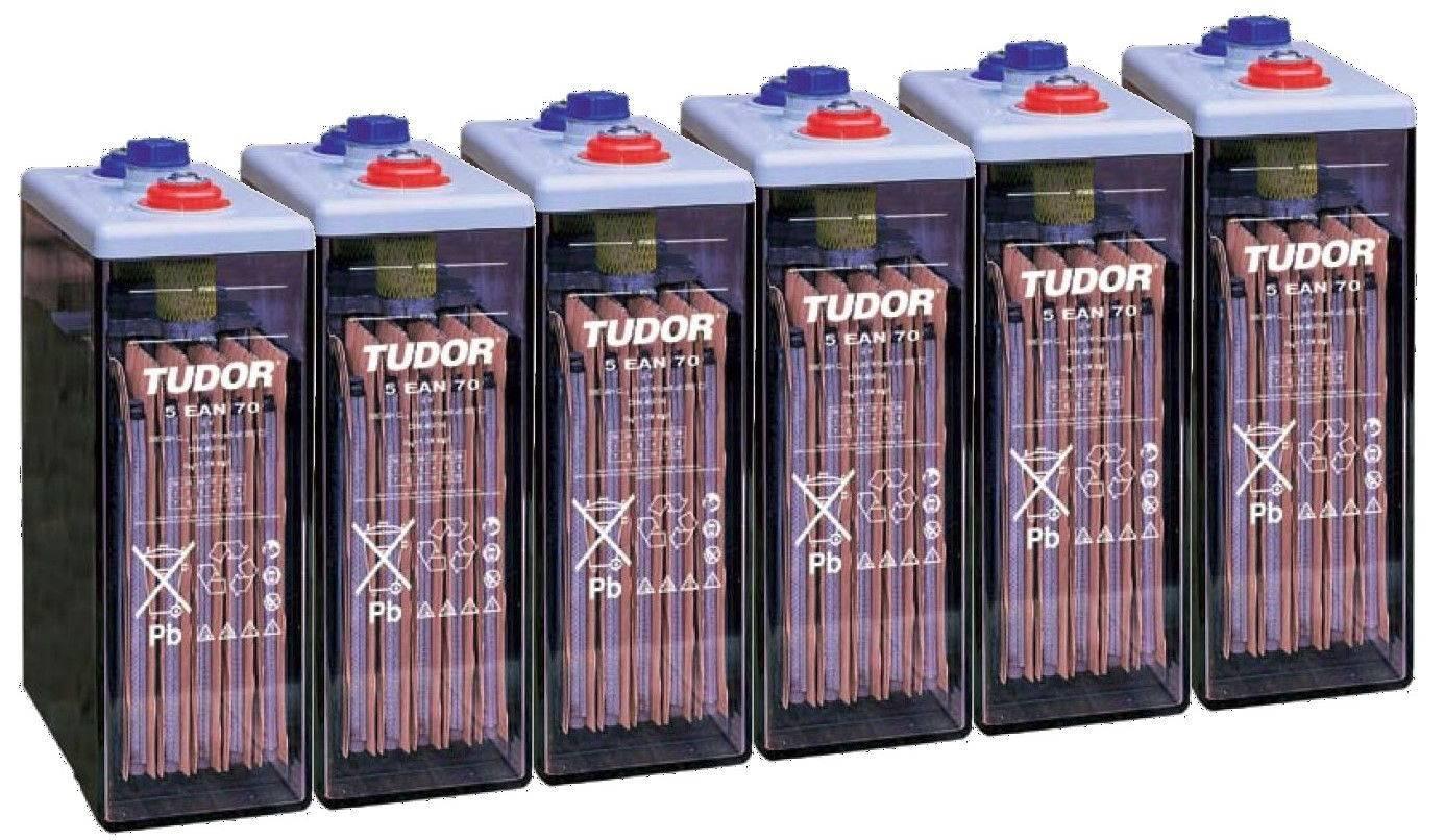 Batería solar 6.5 EAN 70 / 568 Ah C120