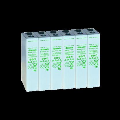 Batería solar 6.4 Enersol T 370 / 376 Ah C120