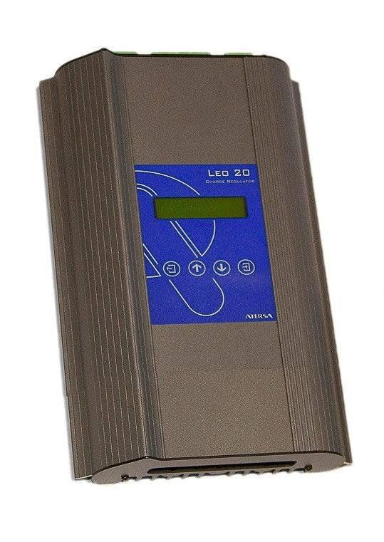 Regulador de carga ATERSA LEO20 12/24V 50/50A MAESTRO