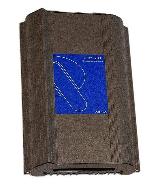 Regulador solar ATERSA LEO 20 12/24V 50A ESCLAVO