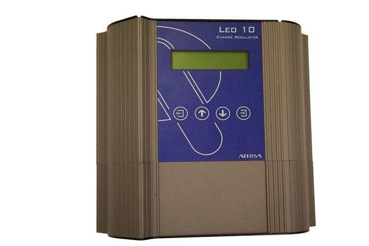 Regulador de carga ATERSA LEO 10 12/24V 35/35A