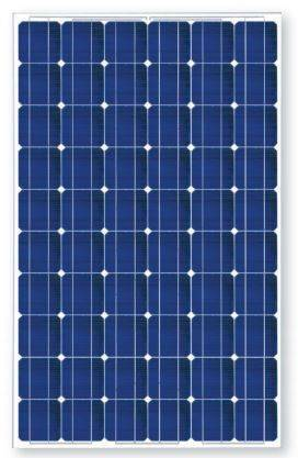 Panel Solar 265W 60 células - Placa Solar A-265M ULTRA ATERSA