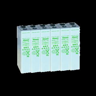 Bateria estacionaria 6.6 Enersol T 650 / 668 Ah C120