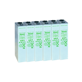 Bateria estacionaria 6.10 Enersol T 1250 / 1282 Ah C120