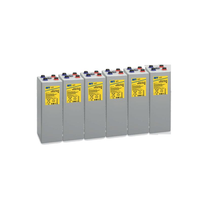 Bateria A602-295 SOLAR / 294Ah C120