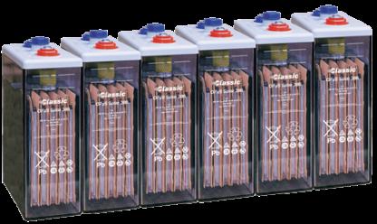 Bateria estacionaria OPzS SOLAR 660Ah C120