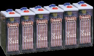 Bateria estacionaria  OPzS SOLAR 1080 / 1080 Ah C120