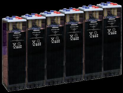 Bateria estacionaria OPzS SOLAR 1650 / 1650 Ah C120