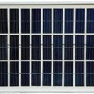 PLACA SOLAR 5W 10W A-5-10P
