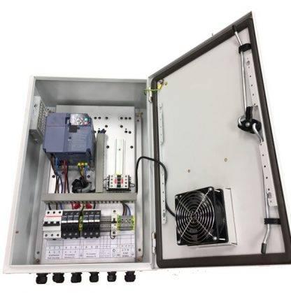 Bombeo Solar ESP 5.5kW 230 IP54 F200
