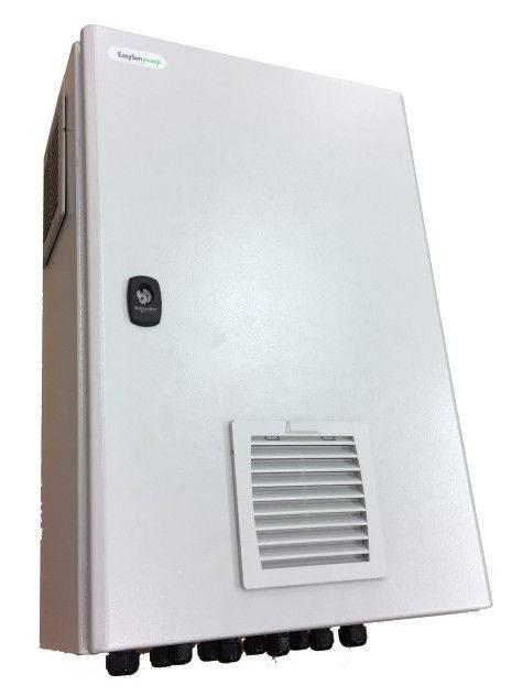 Bombeo solar ESP-3kW-400-IP54-F200