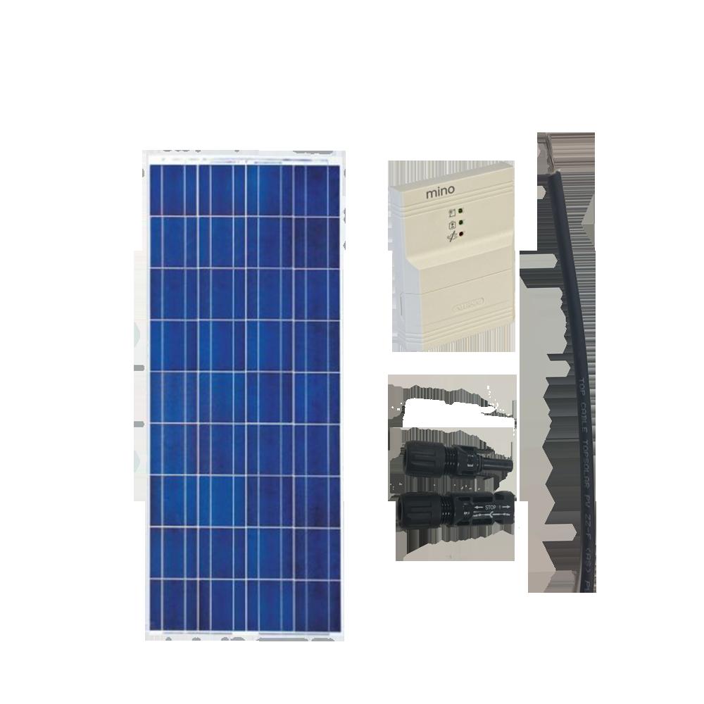Kit Solar caravanas 800Wh/día