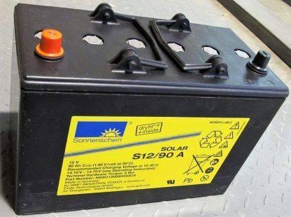 S12/90A / 90Ah C100