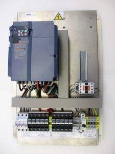 Bombeo solar ESP-7.5kW-400-IP20-F050