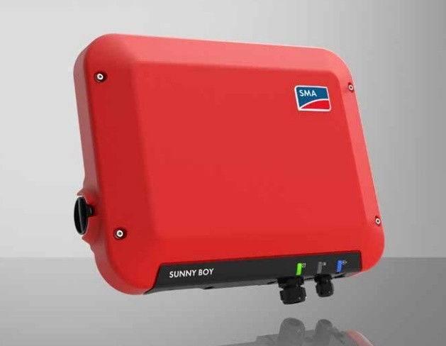 Inversor Conexión a Red SUNNY BOY 2.5kW  (SMA)