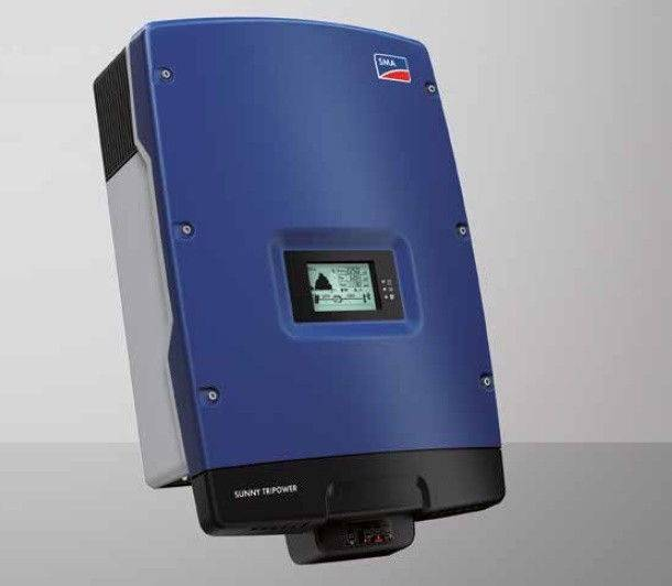 Inversor Red SUNNY TRIPOWER 6000TL (SMA) 6kW