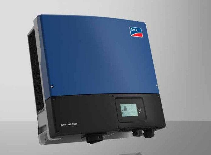 Inversor Red SUNNY TRIPOWER 25000TL (SMA) 25kW + Display
