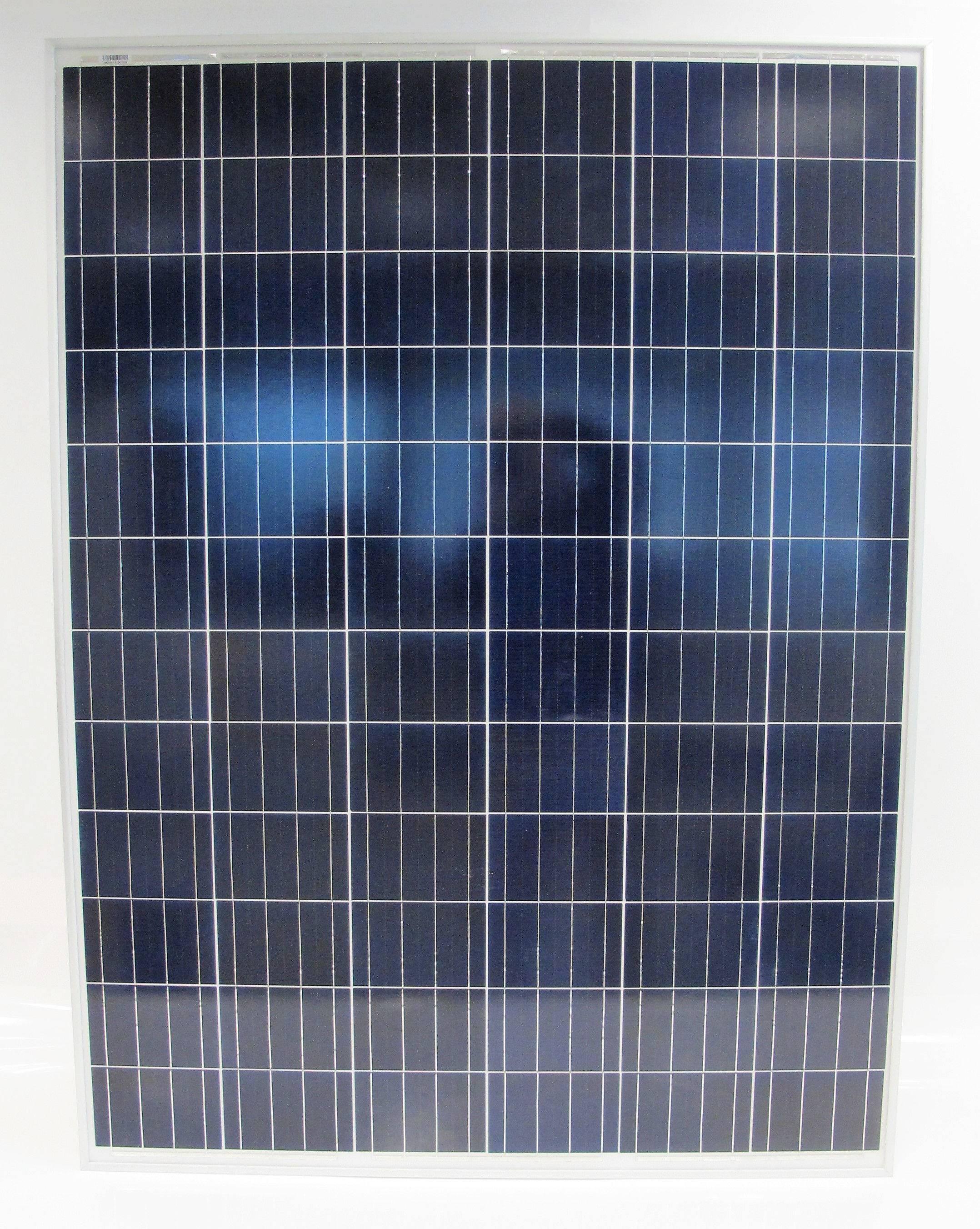 Panel Solar 200W 24V - Placa Solar ESPMC200