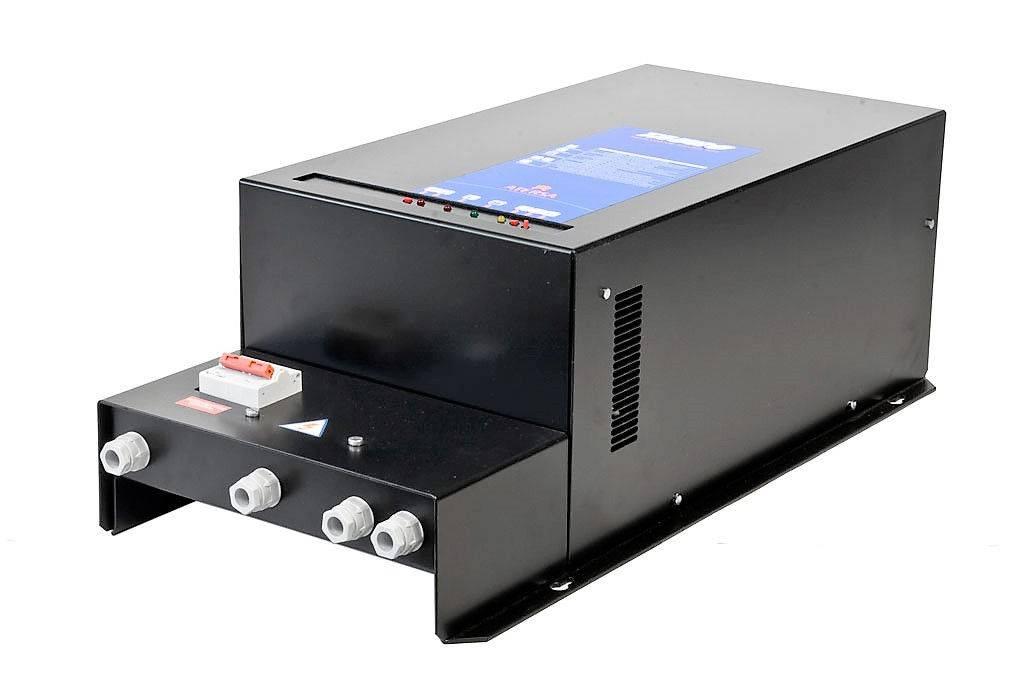 Inversor solar TAURO BC 2548/V (Serie V) 2.5kW 48Vcc