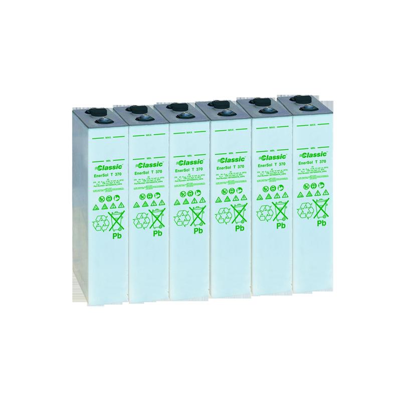 Bateria estacionaria  6.6 Enersol T 550 / 542 Ah C120
