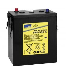 Bateria 2xSB6/330A / 330Ah C100
