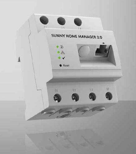 Sunny Home Manager 2.0 - HM-20 (SMA)