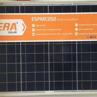 PLACA SOLAR ESPMC 50W