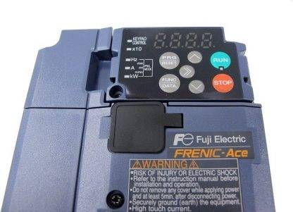 Variador Fuji T1 - 3kW Display