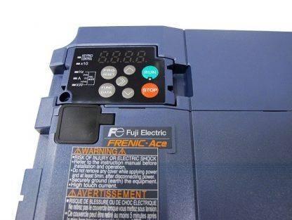 Variador Fuji T2 - 7.5kW Display