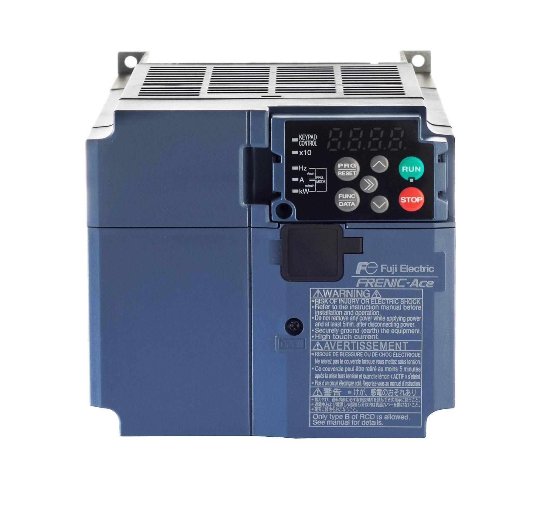 Variador de frecuencia 5.5 kW / 230V - Fuji