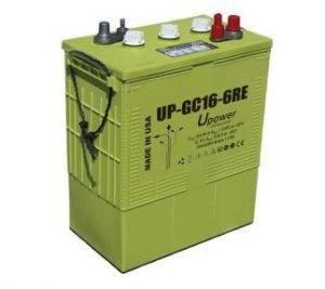 Batería DeepCycle GC16RE6V 550Ah (C100) / 600Ah (C120)