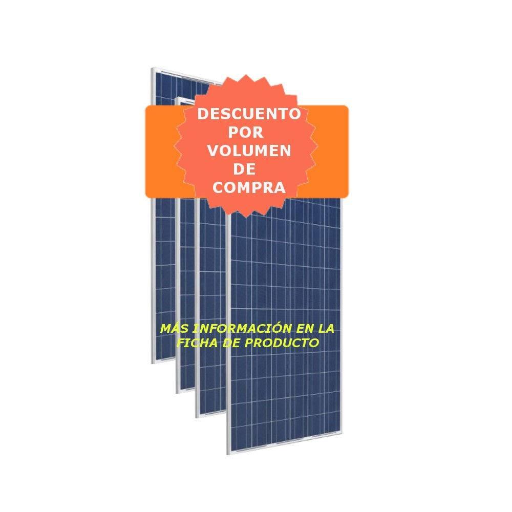 Panel Solar 325W 24V - Placa Solar ATERSA A-325P GS