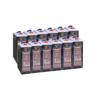 Kit Solar 5000Wp 24V / 8250Wh/día 765Ah OPZS