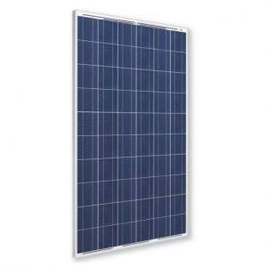Panel Solar 275W 60 células - Placa solar A-275P GS