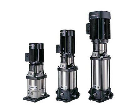 Bomba de agua vertical trifásica Grundfos CR 5-2