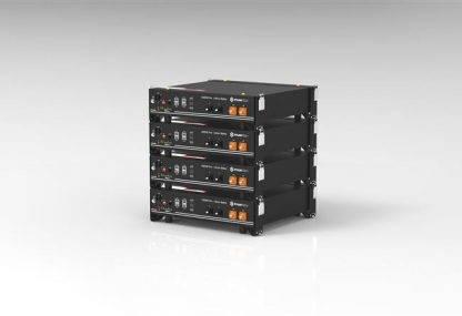 Pylontech US2000B PLUS 2.4kWh 48V 4 unidades apiladas