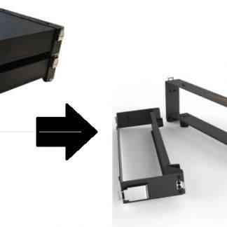 Brackets para baterías Pylontech US2000B
