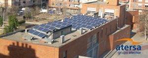 OCU recomienda los paneles fotovoltaicos de Atersa
