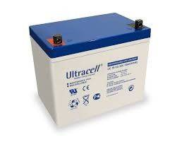 Bateria AGM 12V 86Ah C100 Ultracell UC75-12