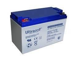 Bateria AGM 12V 100Ah Ultracell UC100-12