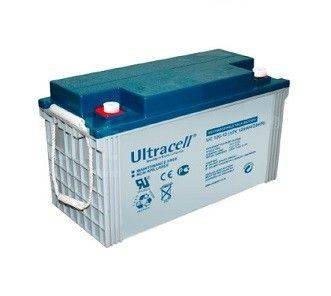 Bateria AGM 12V 120Ah Ultracell UC120-12