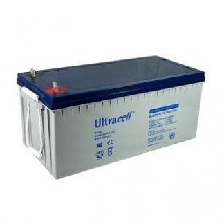 Bateria AGM 12V 230Ah C100 Ultracell UC200-12