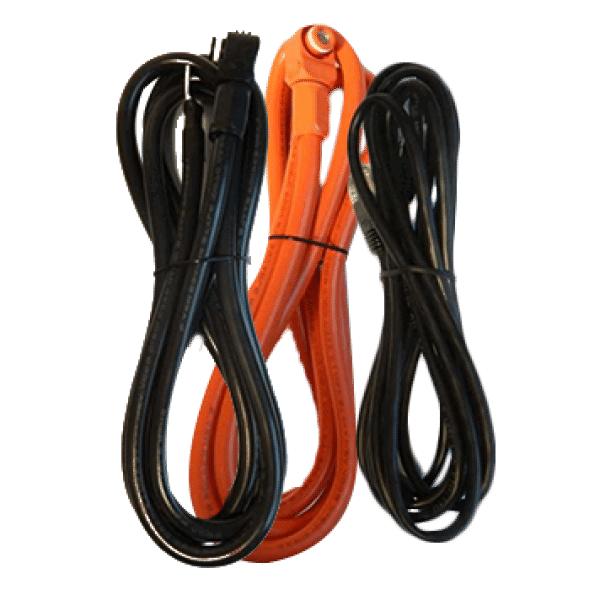 Kit de cables a inversor para baterías Pylontech US2000B