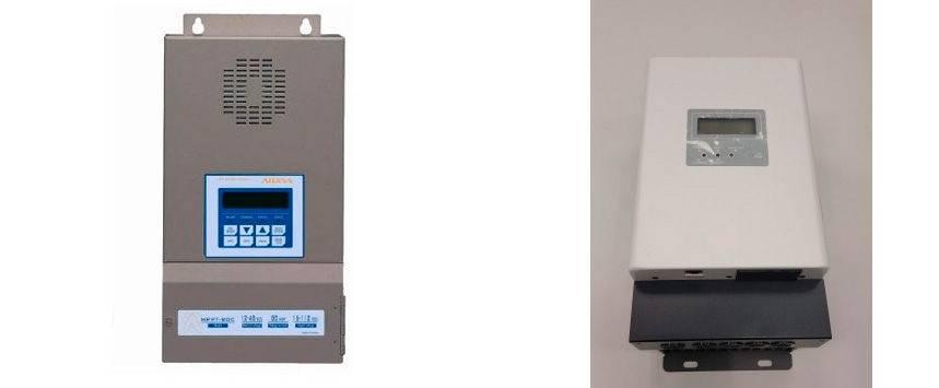 Regulador de carga solar MPPT