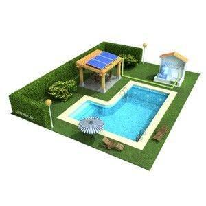 Sistema de depuración para piscina ATERSA Easy Sun Pump Pool