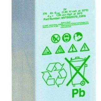 Bateria estacionaria 6.5 Enersol T 550 / 542 Ah C120