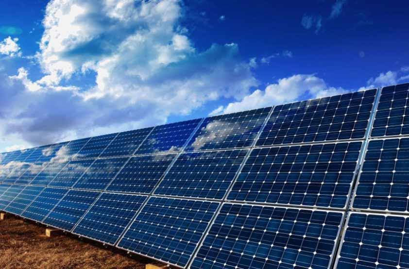 cómo se obtiene la energía solar con placas solares