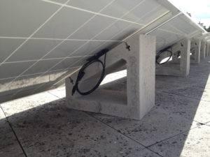 Las estructuras más resistentes para tus paneles solares: Soportes de hormigón Solarbloc