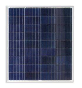Panel Solar 75W 12V - Placa Solar ESPMC75