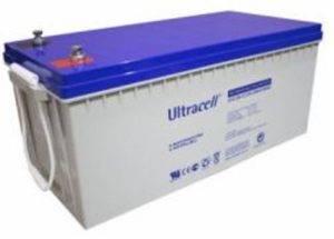 Batería gel 12V 230 Ah C100 Ultracell UCG200-12